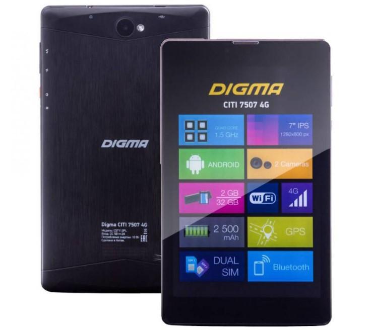 DIGMA CITI 7507 4G