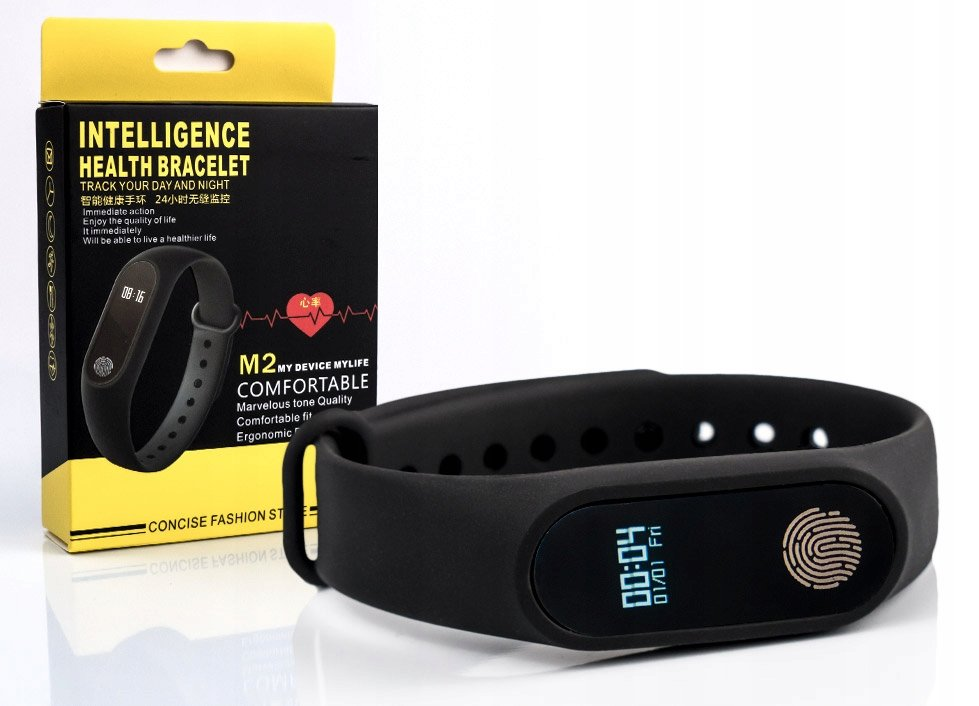 INTELLIGENCE HEALTH BRACELET M2