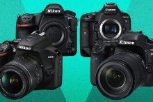Какой фотоаппарат лучше зеркальный или цифровой - ТОП-10 лучшие недорогие зеркальные фотоаппараты
