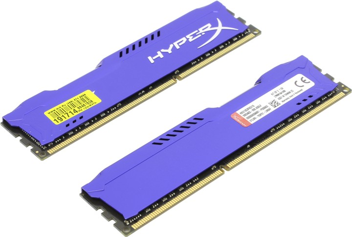 Kingston HX313C9FK2/16