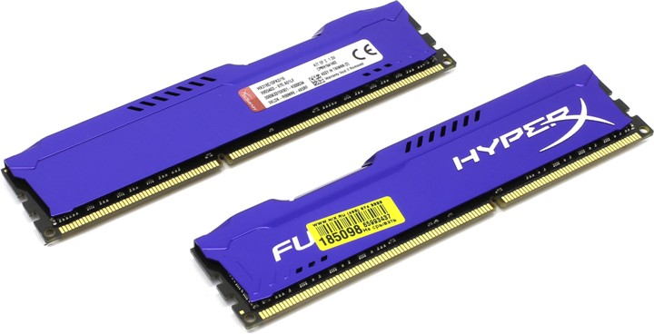 Kingston HX318C10FK2/16