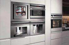 Лучшие производители встраиваемой бытовой техники для кухни