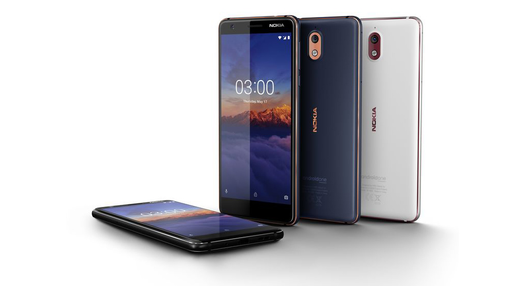 Nokia 3.1 16GB Android One
