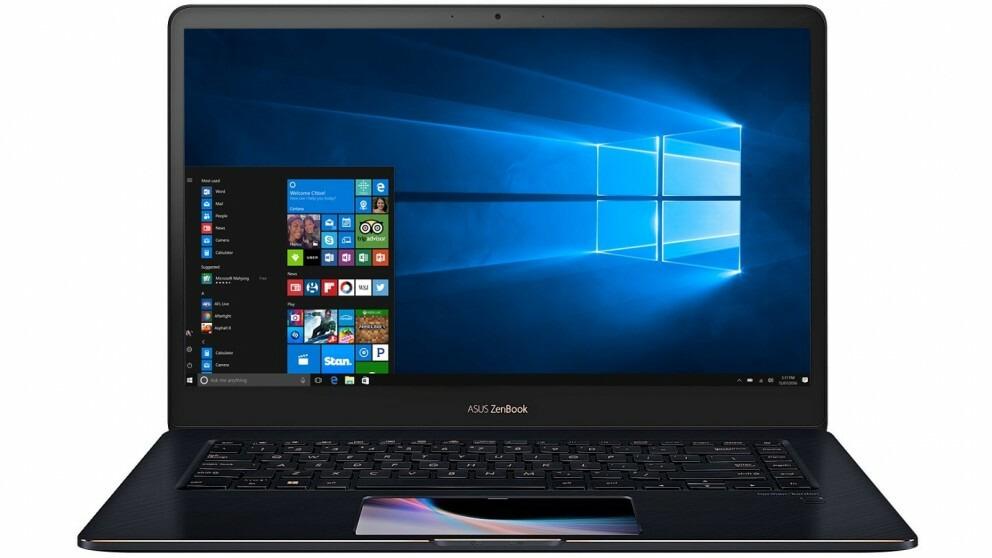 Ноутбук ASUS ZenBook Pro 15 UX580GD-BN041T