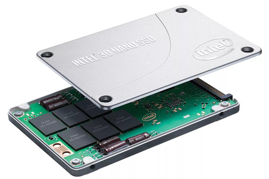 SSD-диск - устройство для записи и хранения данных