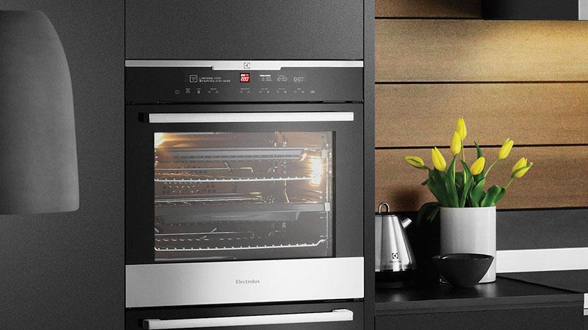 Встраиваемая техника для кухни от шведского производителя ELECTROLUX