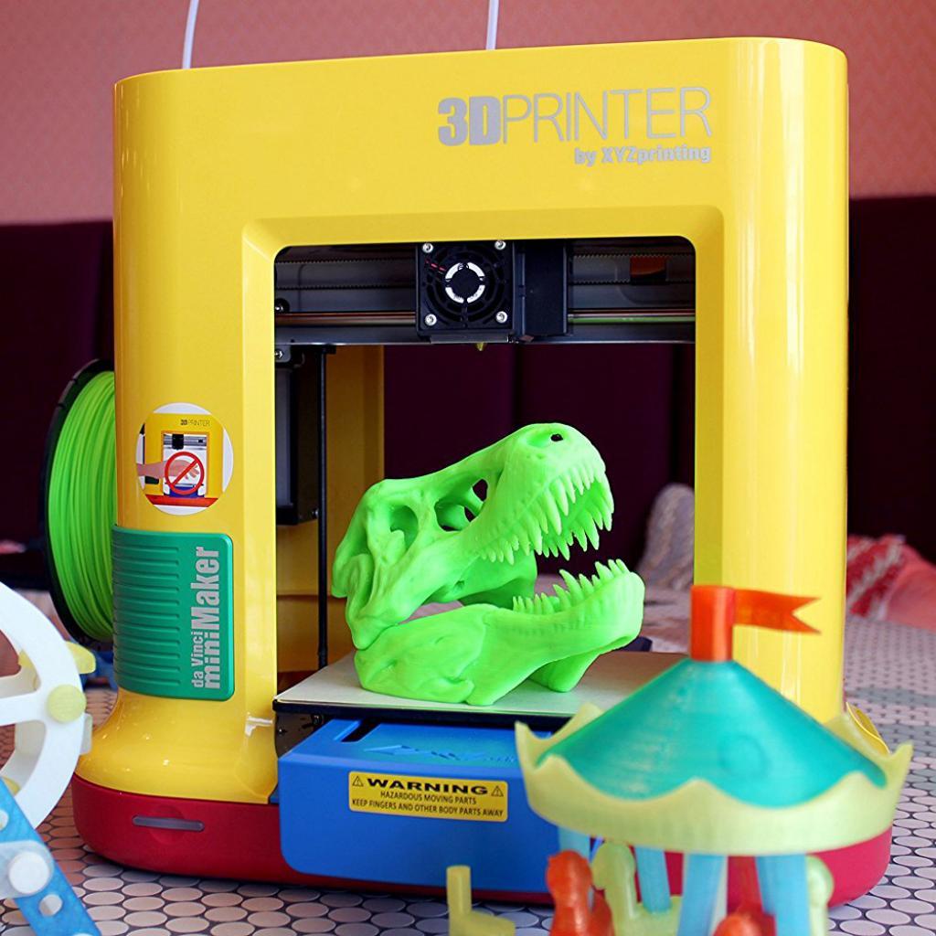 XYZ Printing da Vinci MiniMaker