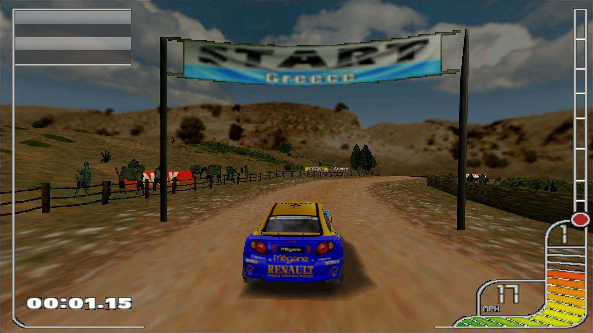 Игра Colin McRae Rally