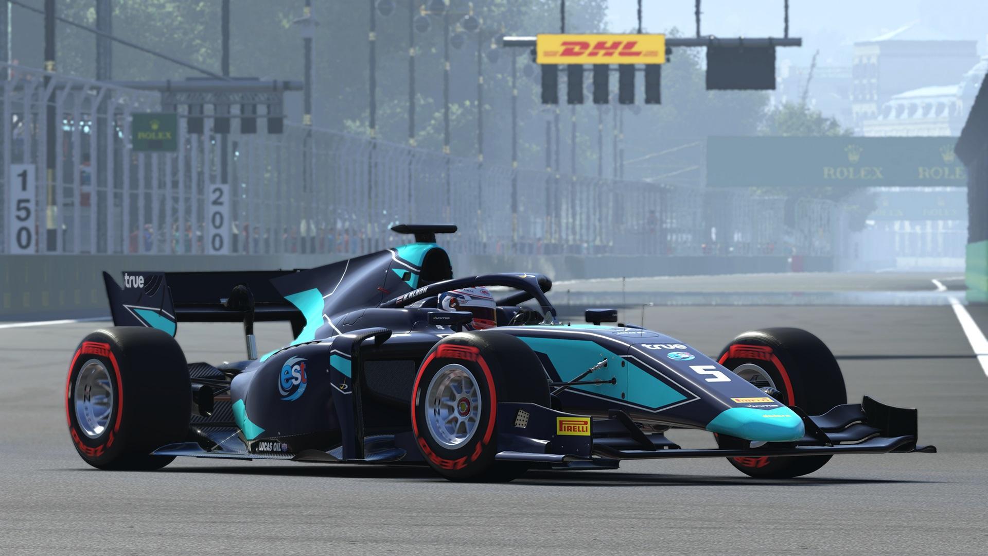 Игра F1 2019