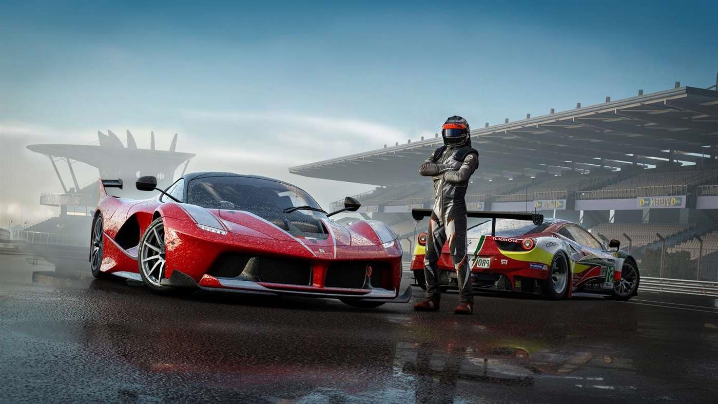 Игра Forza Motosport 7