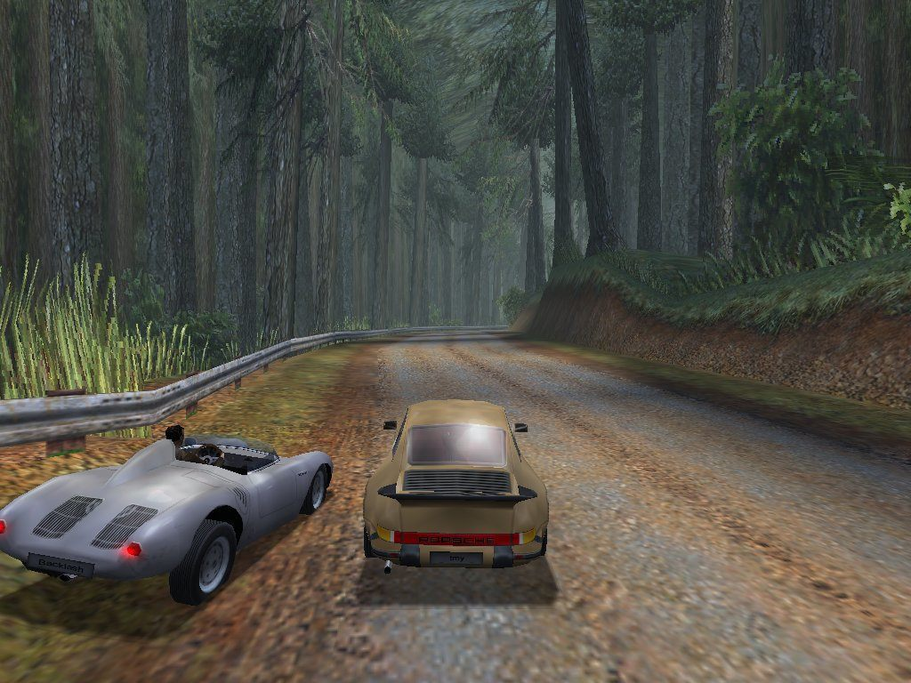Игра Need for Speed Porsche Unleashed