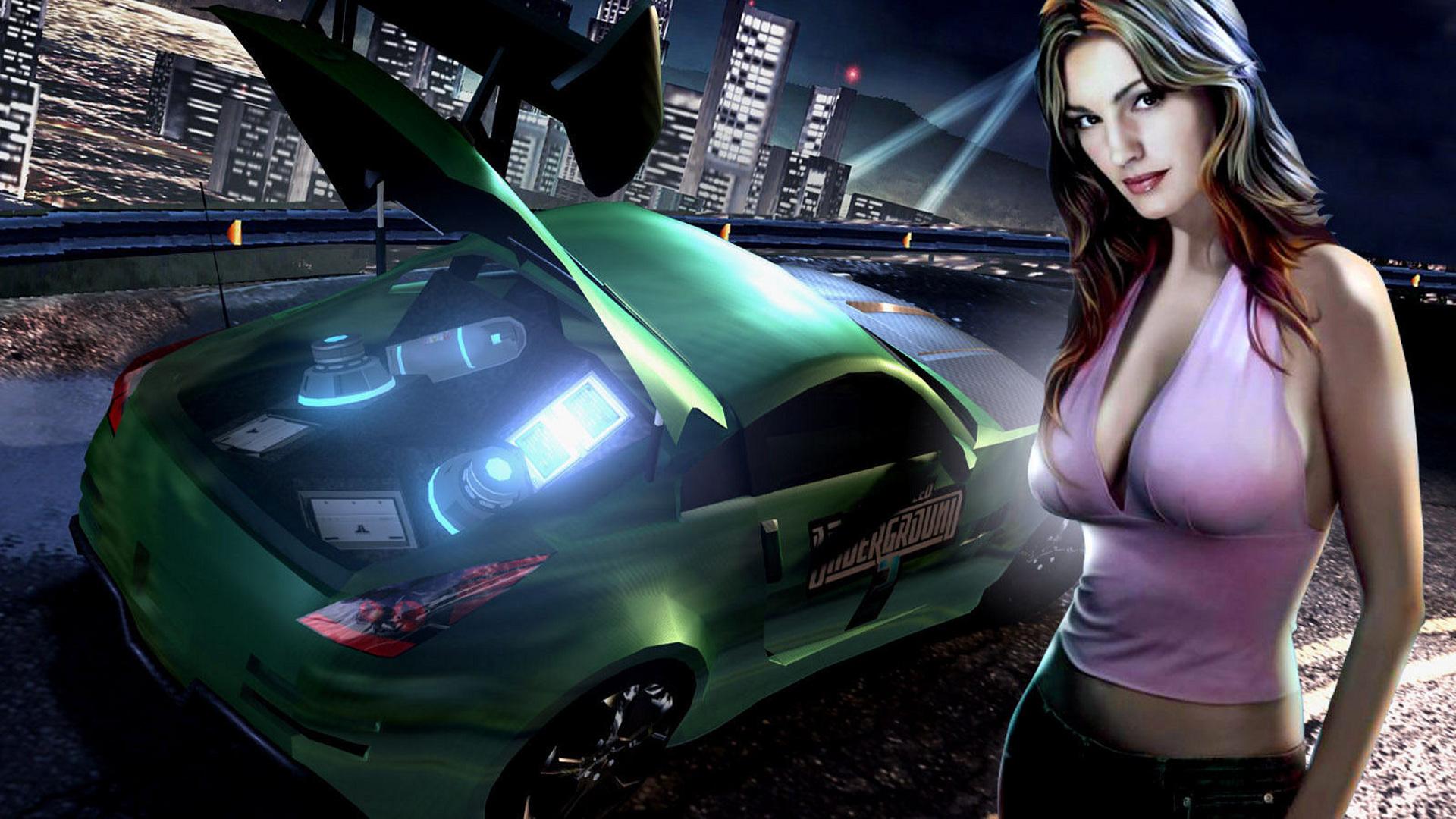 Игра Need for Speed Underground