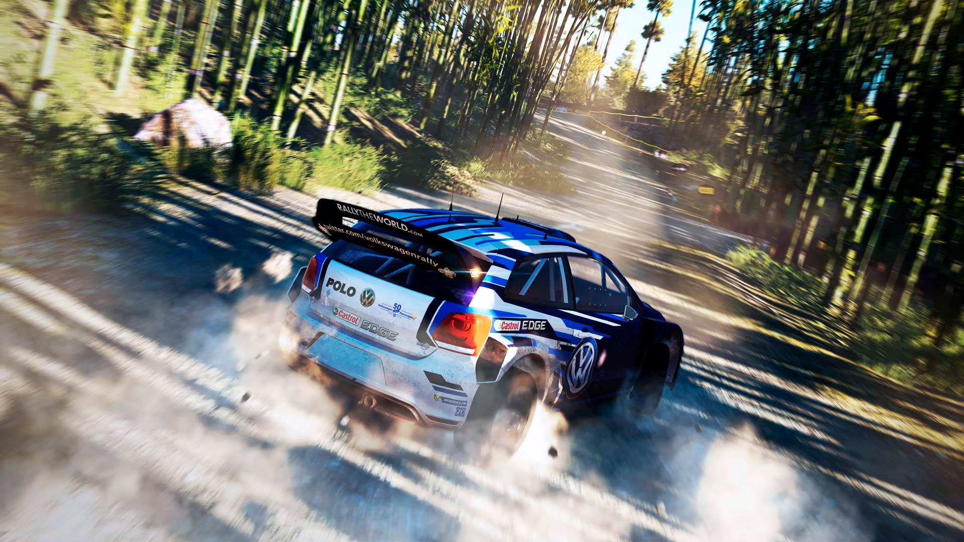 Игра V-Rally 4