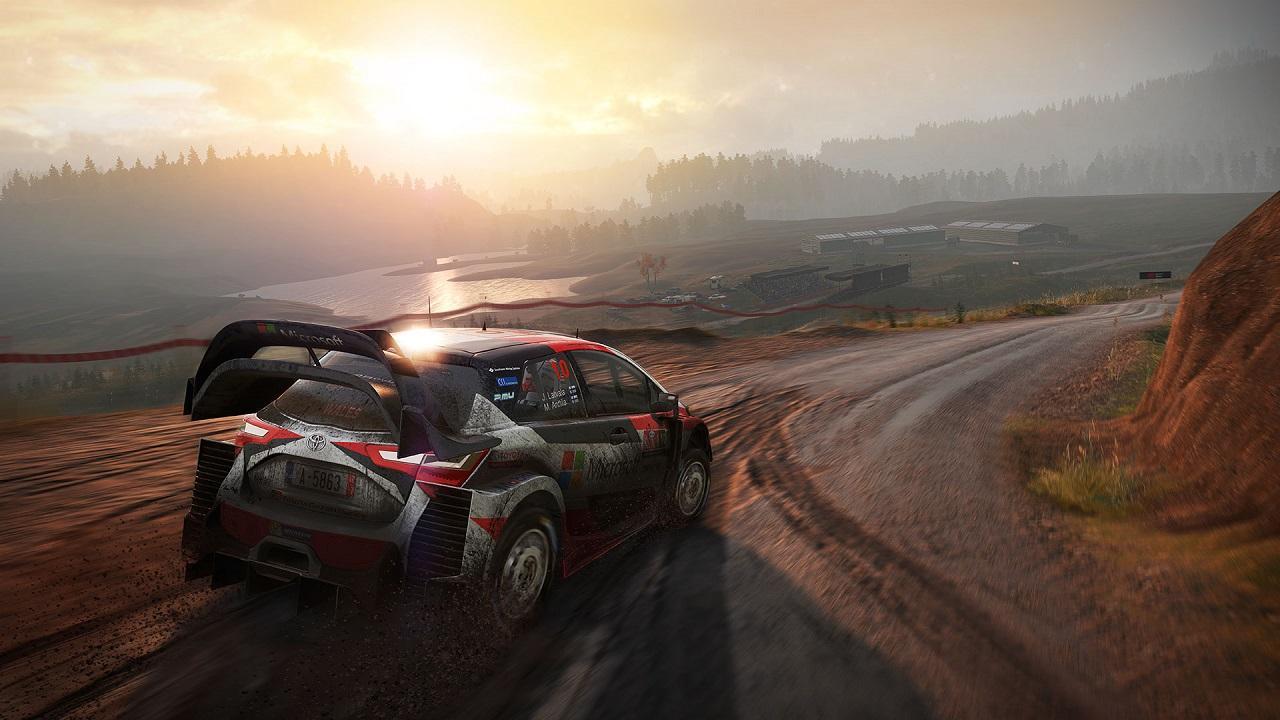 Игра WRC 7
