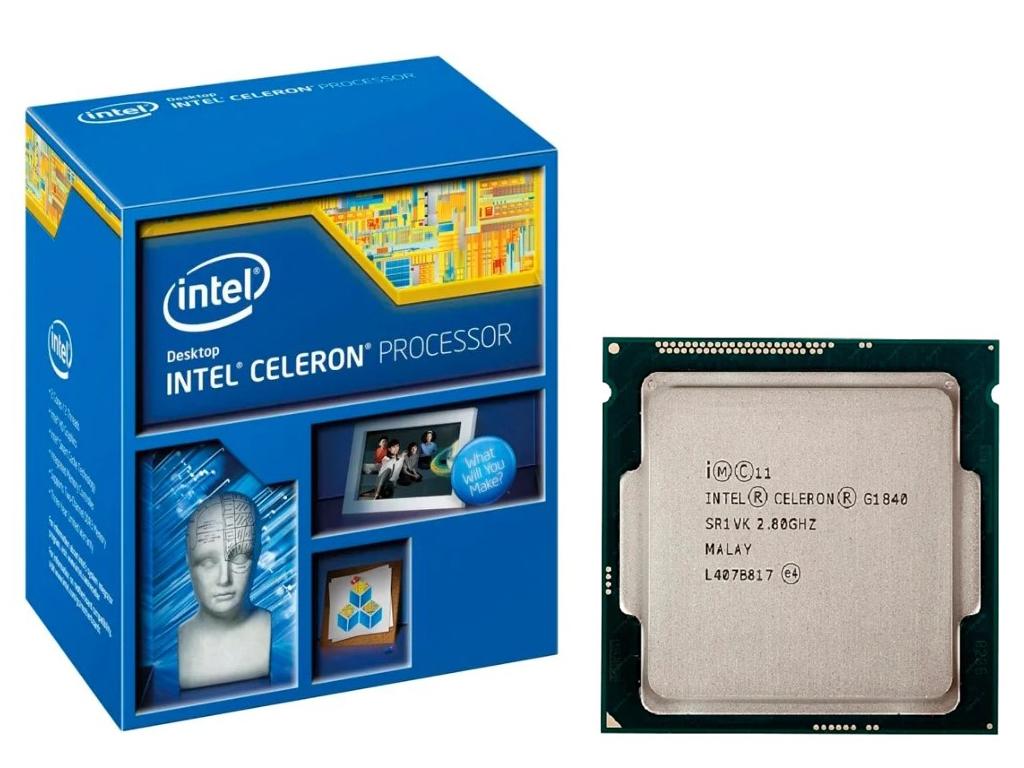 Intel Celeron G1840 Haswell