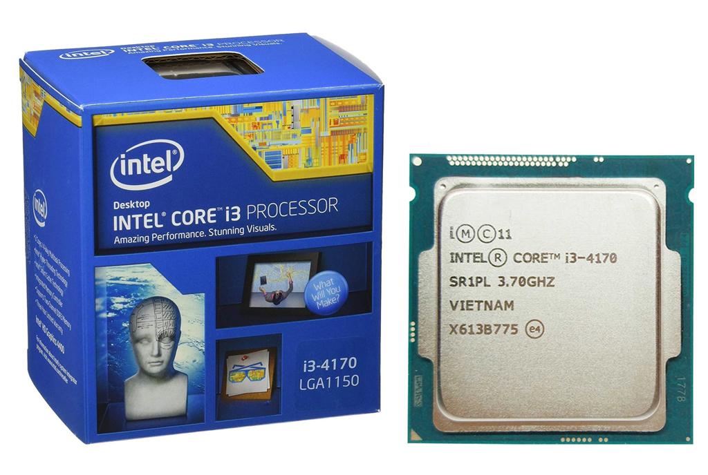 Intel Core i3-4170 Haswell