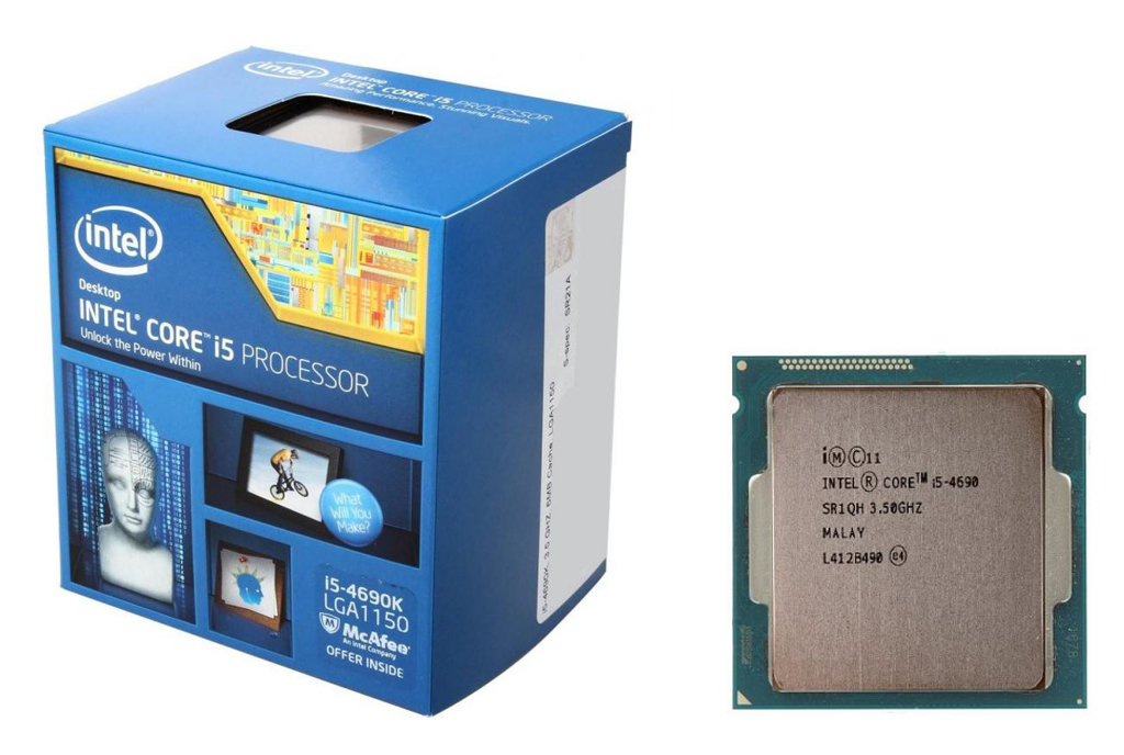Intel Core i5-4690 Haswell