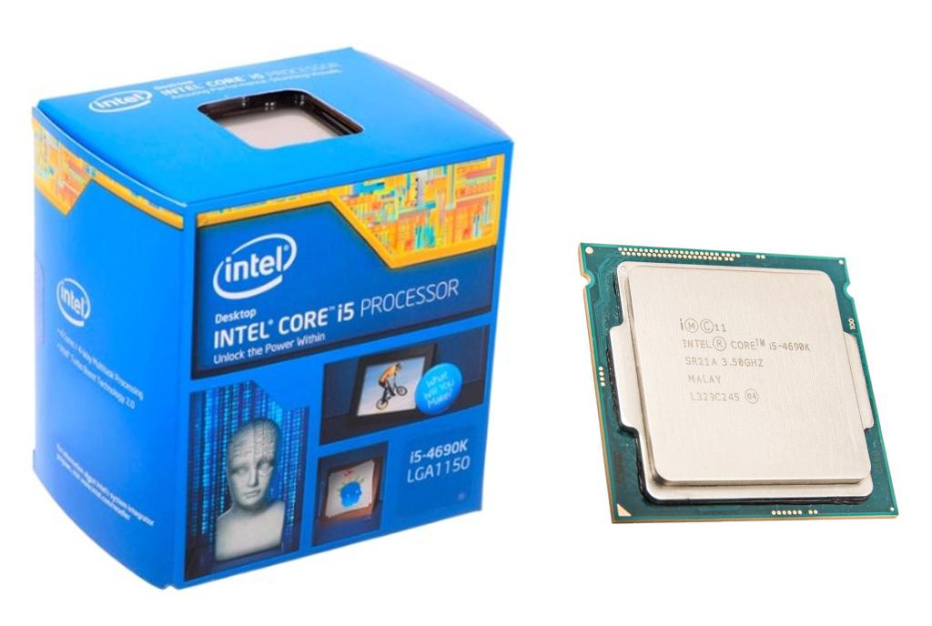 Intel Core i5-4690K Devil's Canyon