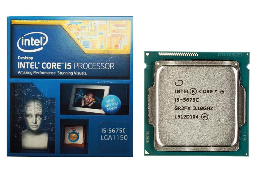 Intel Core i5-5675C Broadwell
