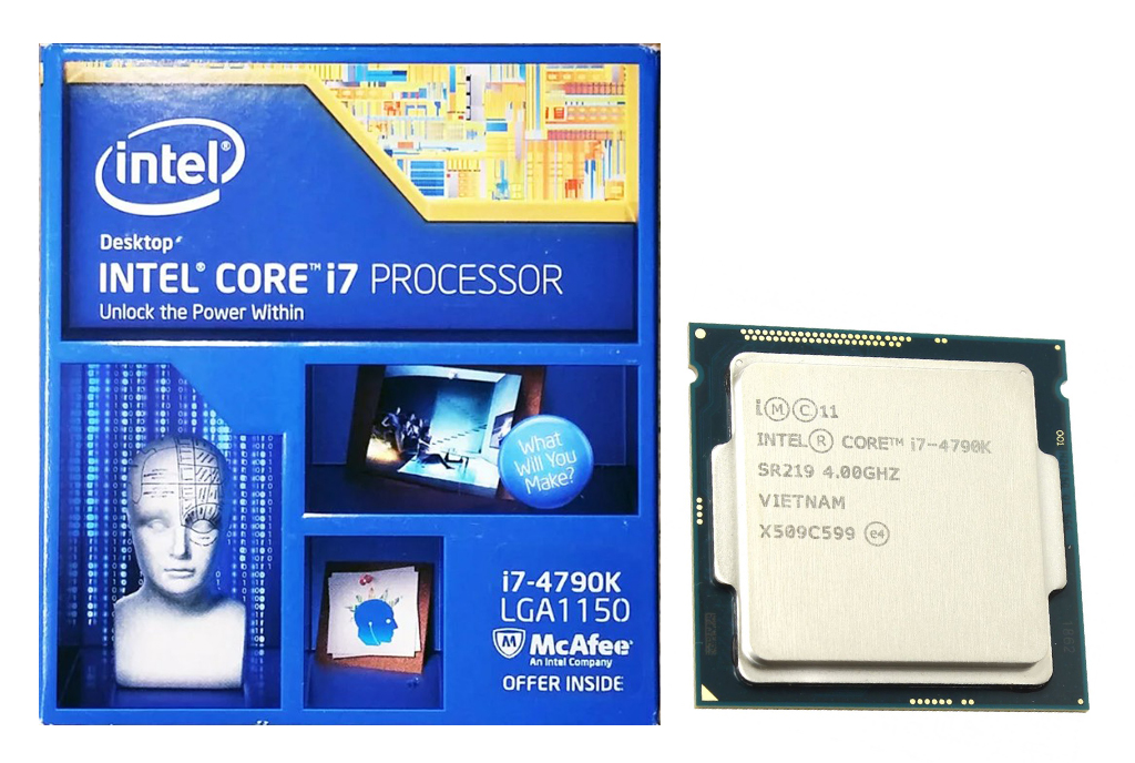 Intel Core i7-4790K Devil's Canyon