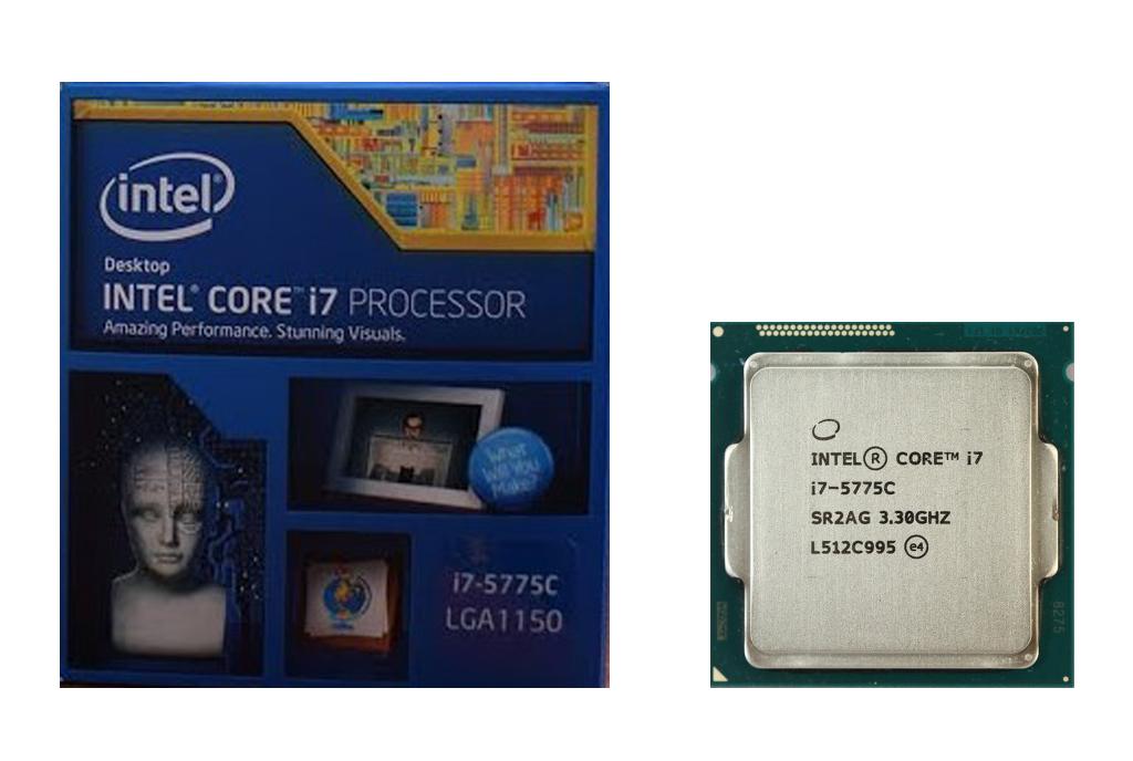 Intel Core i7-5775C Broadwell