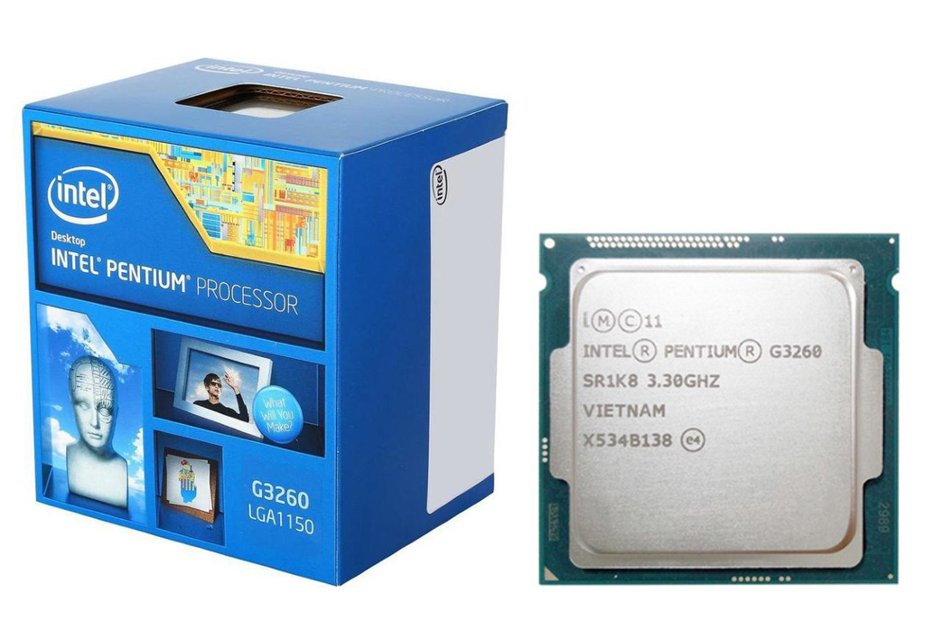 Intel Pentium G3260 Haswell