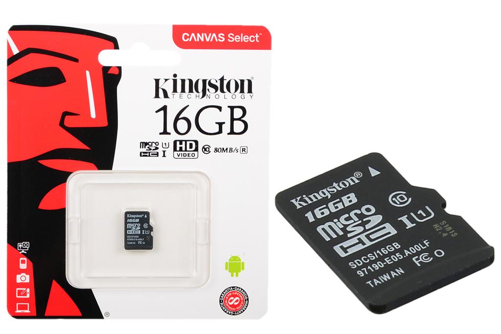Kingston SDCS 16GBSP