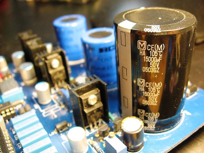 Конденсаторы для звука
