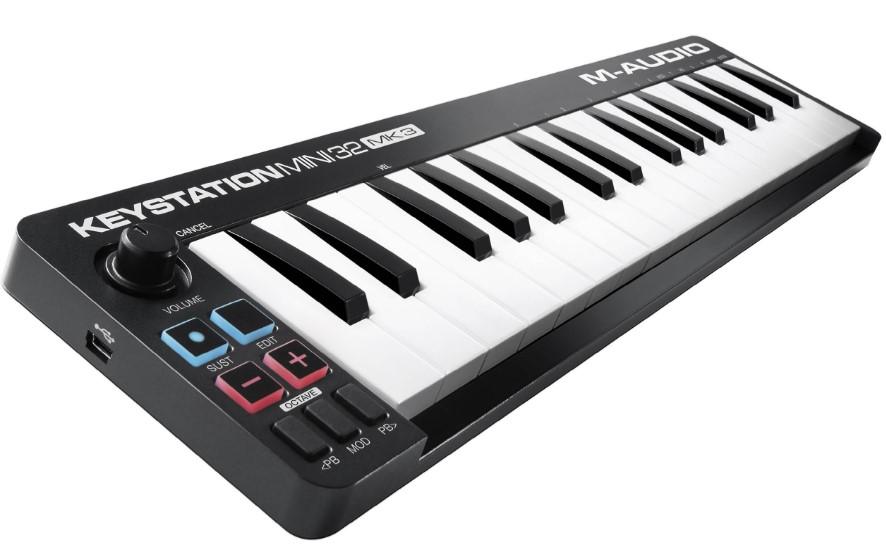 MIDI M-Audio Keystation Mini MK3