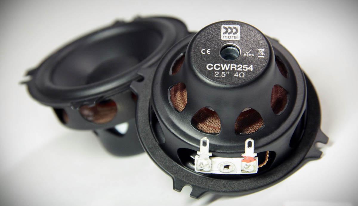 Morel CCWR254
