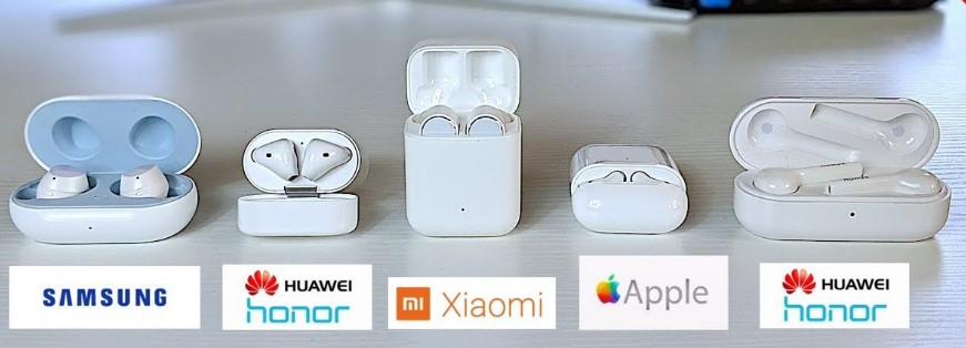 Наушники Xiaomi Airdots Pro 2 составляют достойную конкуренцию другим фирмам производителям