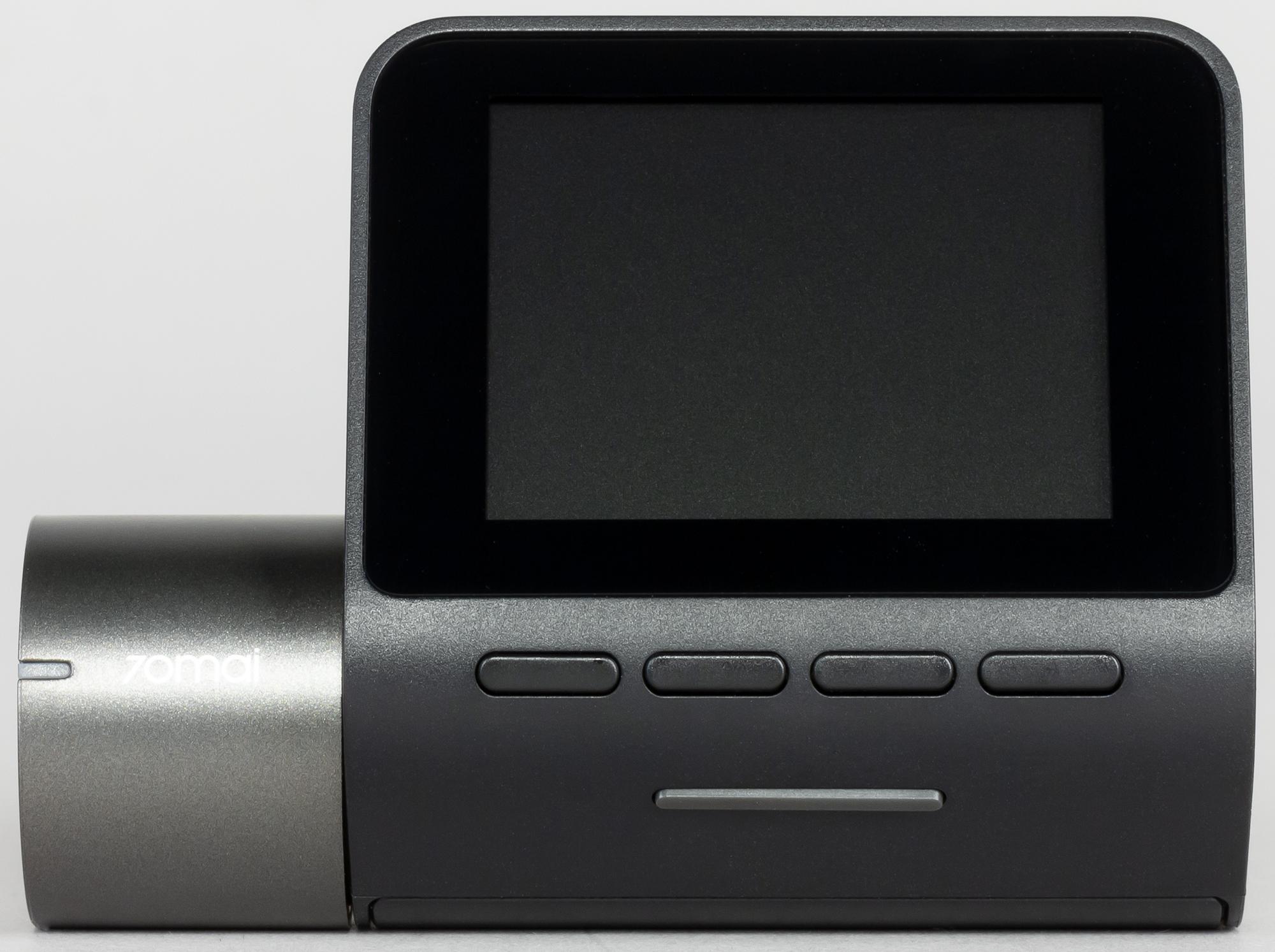 Под дисплеем расположено 5 кнопок, 4 небольших и 1 большая