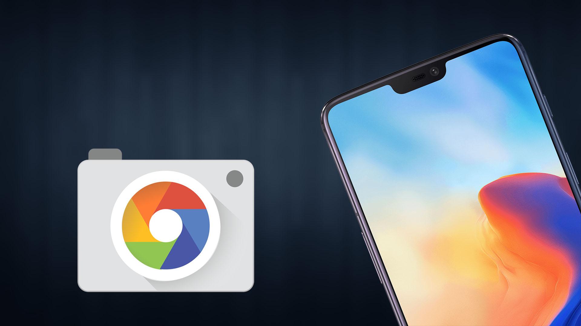Приложение фоторедактор «Google Камера» для смартфонов