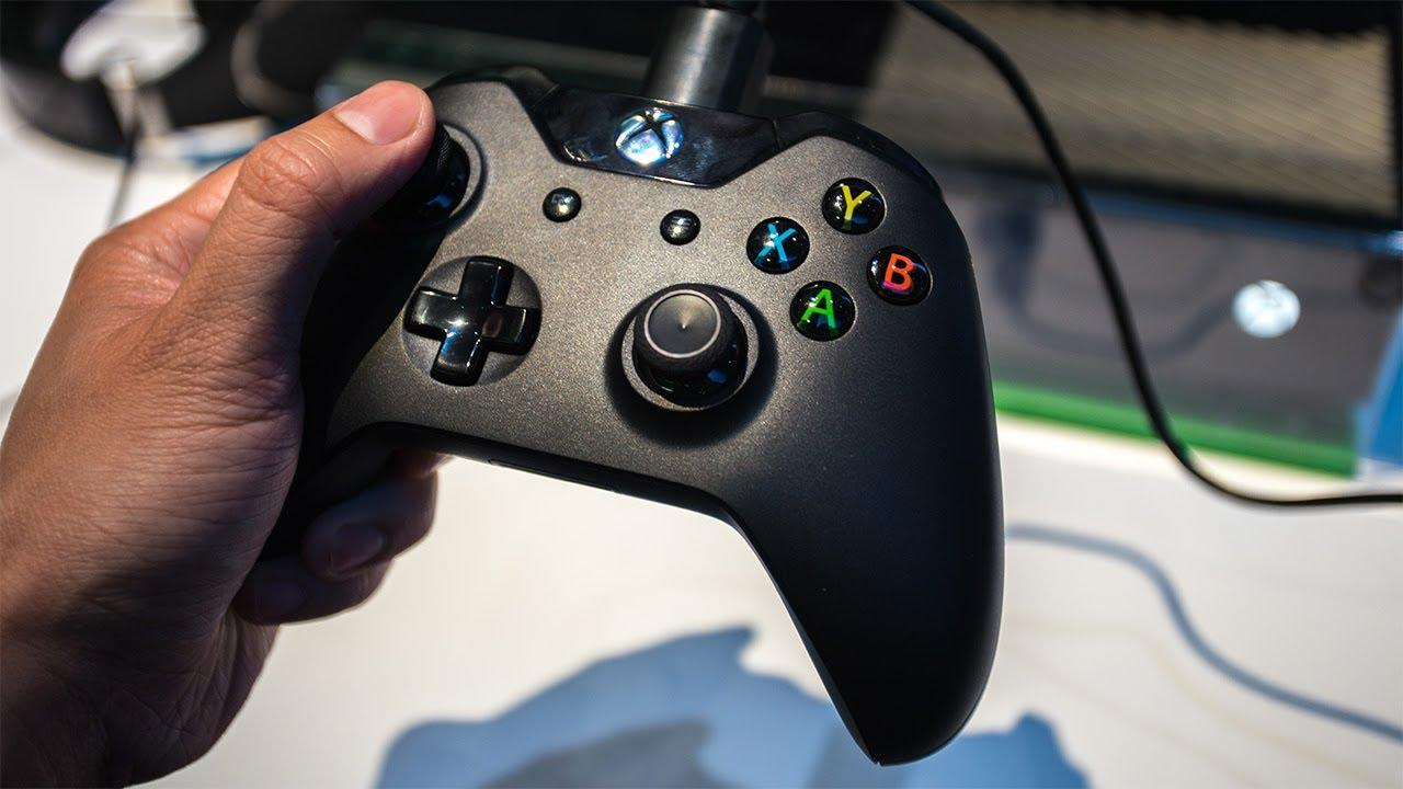 Проводной геймпад Xbox One