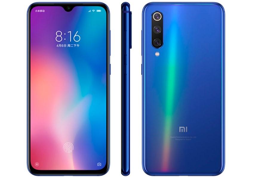 Рамки вокруг экрана смартфона максимально тонкие, как и положено по моде 2019 года