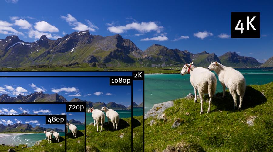 С помощью мобильного телефона можно записывать видеоролики в формате 4К