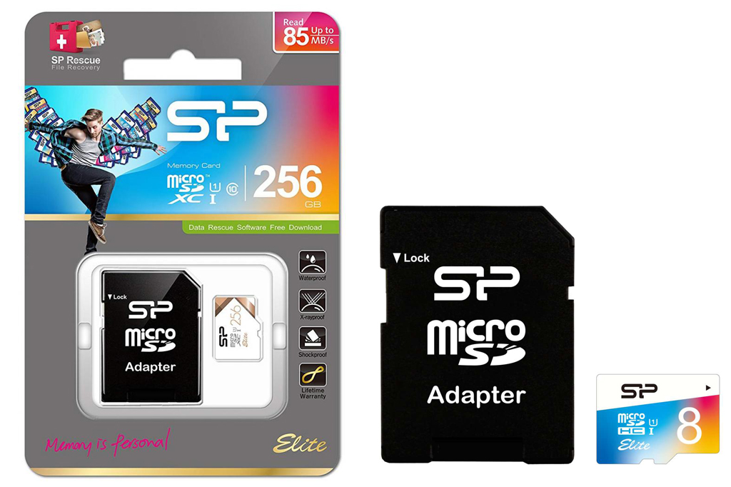 Silicon Power ELITE microSDXC