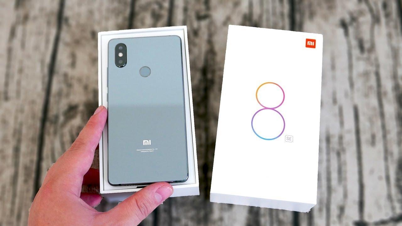 Смартфон Xiaomi Mi 8 SE