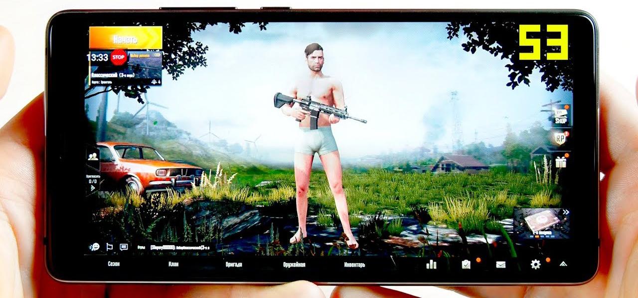 Смартфон можно использовать для современных игр