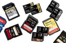 ТОП-12 лучших карт памяти для видеорегистратора - какую выбрать карту памяти для видеорегистратора