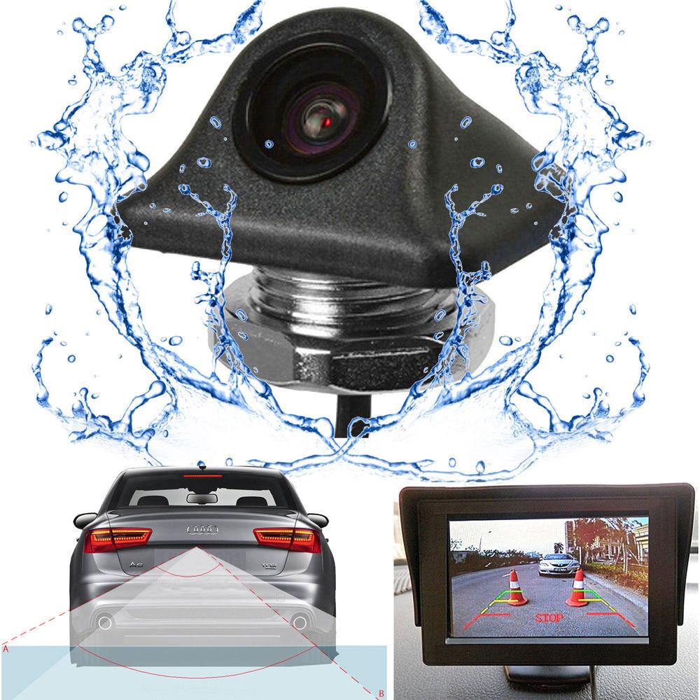 Тип камер для авто - универсальные