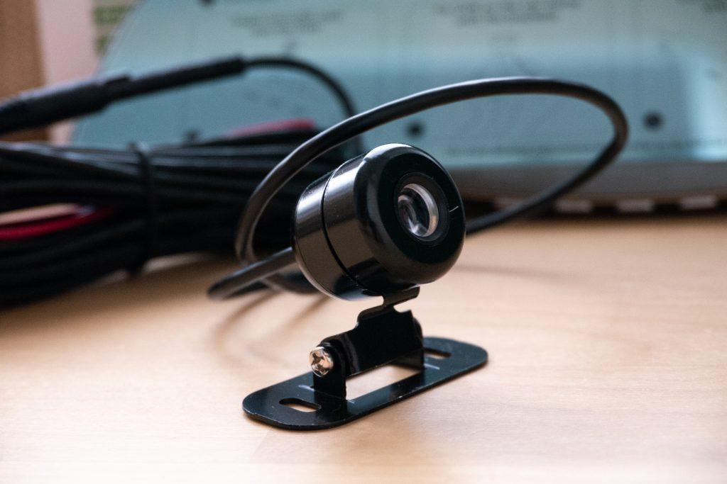 Тип камер для авто - врезные