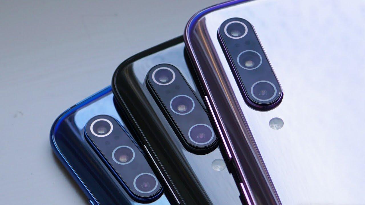 Тыловая камера - это тройной модуль, состоящий из разных объективов