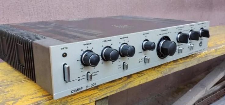Усилитель «Кумир У-001»