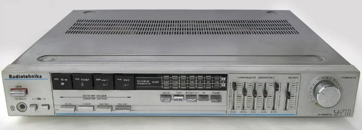 Усилитель «Радиотехника У-7111»