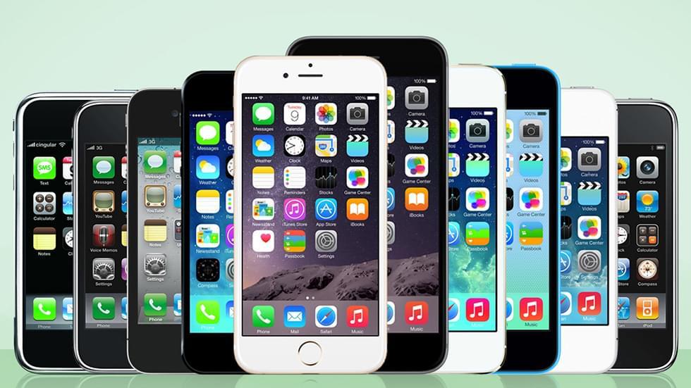 Выбираем какой айфон лучше купить