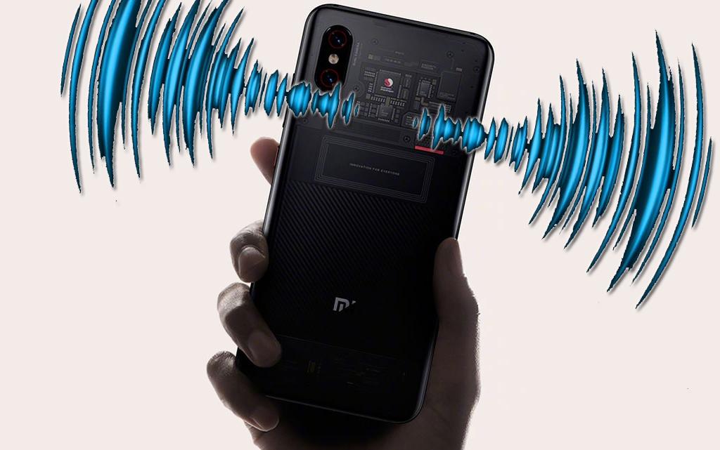 Xiaomi Mi 8 Pro порадует меломанов качественным звучанием