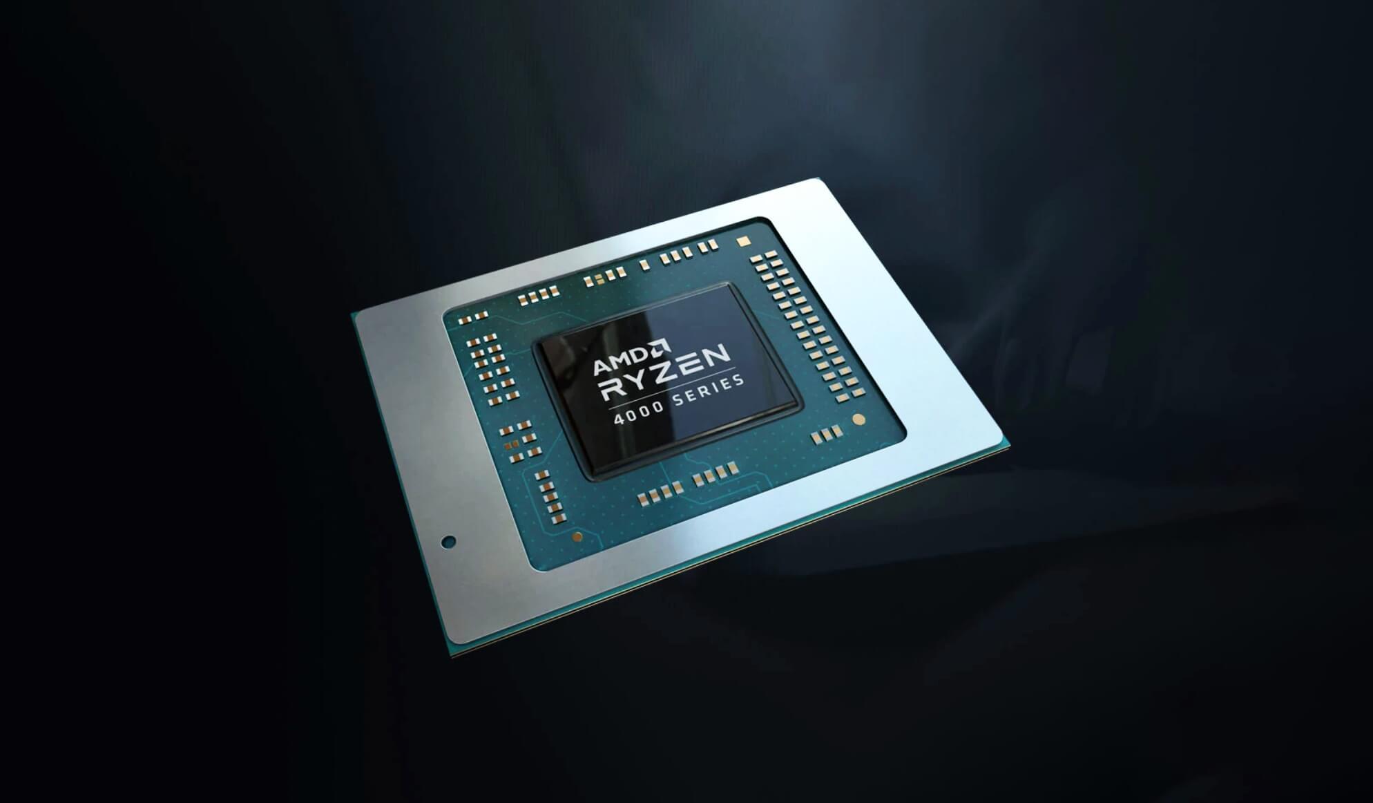 AMD Ryzen 7 4800H