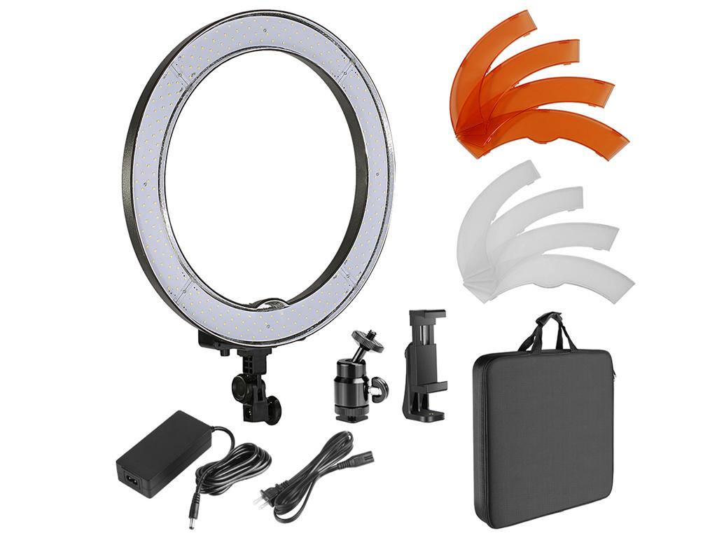 Дополнительные аксессуары для кольцевых ламп