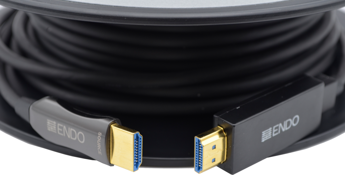 ENDO Inspiration Optical fiber HDMI - HDMI 2.1 READY